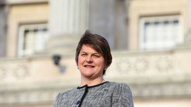 Arlene Foster made the remarks in the Stormont Assembly amid intense ongoing public debate on how best to address the toxic legacy of the conflict