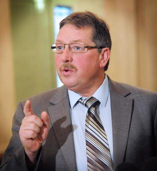 Claim: Sammy Wilson MP