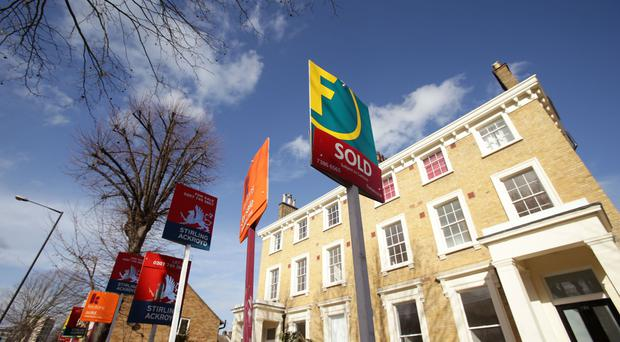 Kerb appeal is a key factor for home buyers, a survey says