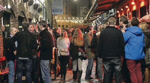 Music lovers can enjoy free gigs in the Cathedral Quarter tomorrow