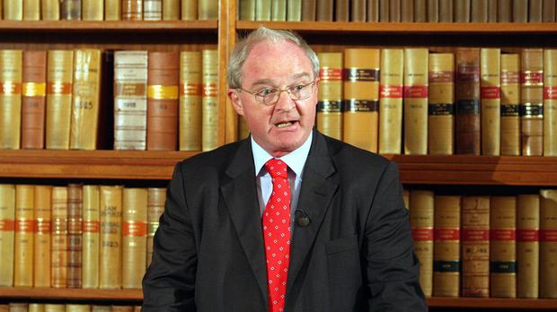Lord Chief Justice Sir Declan Morgan accepted the attack involved violence, but not a gratuitous type