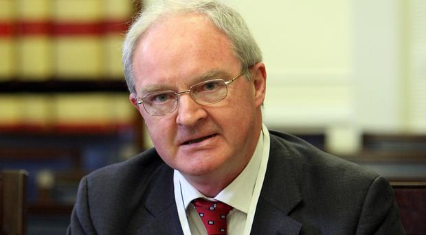 Lord Chief Justice Sir Declan Morgan held that he had acted with premeditation and determination