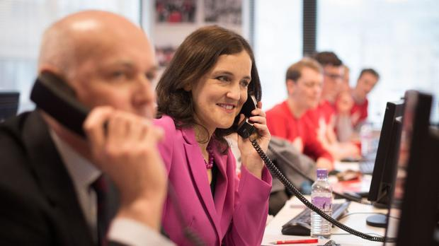 Northern Ireland Secretary Theresa Villiers is one of the Cabinet members campaigning for a Leave vote