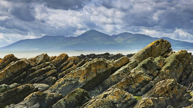 The Mourne Mountains were voted Britain's best view (Countryman/PA)