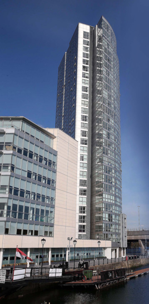 A limited number of apartments in Belfast's Obel Tower will soon be on market