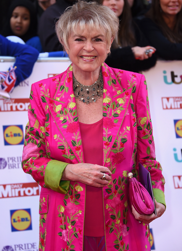 Gloria Hunniford has a sweet tooth