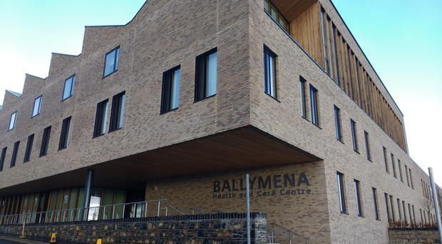 The new Ballymena Health and Care Centre