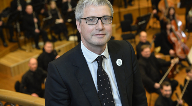 The Ulster Orchestra has appointed Richard Wigley its new managing director as it confirmed funding is secure for the 2016-17 season, when it marks its 50th anniversary