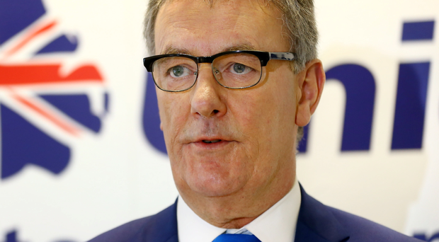 Delegation: Mike Nesbitt