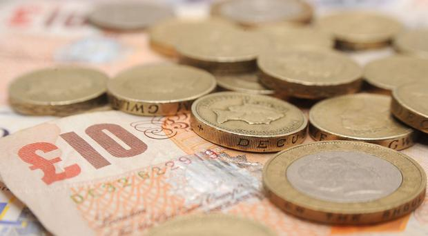 Those on lower salaries would receive higher increases to take account of the new national living wage of £7.20 an hour from April.