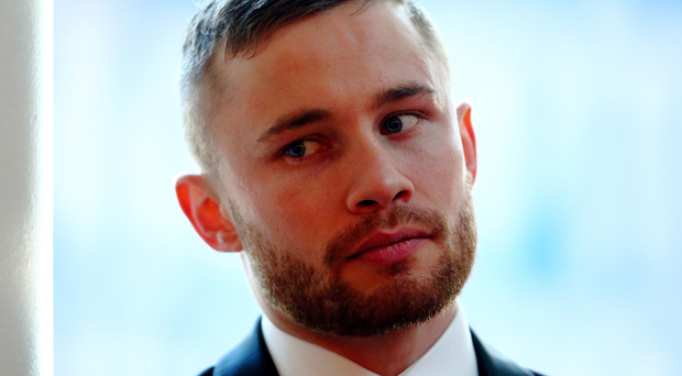 Champ: Carl Frampton