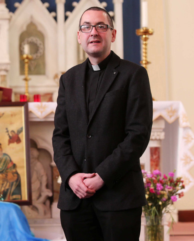 Fr Stephen Crossan