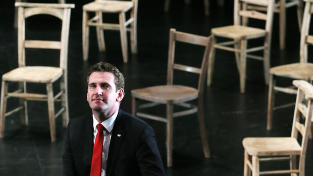 Aodhan O Riordain is one of the casualties of Labour's election humiliation