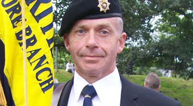 Dromore branch standard bearer Colin Ward who, along with branch chairman Adrian Hawthorne is heading up the group of walkers, is confident that their event will go to plan