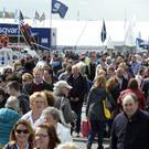 Around 90,000 people visited last year's show at Balmoral Park