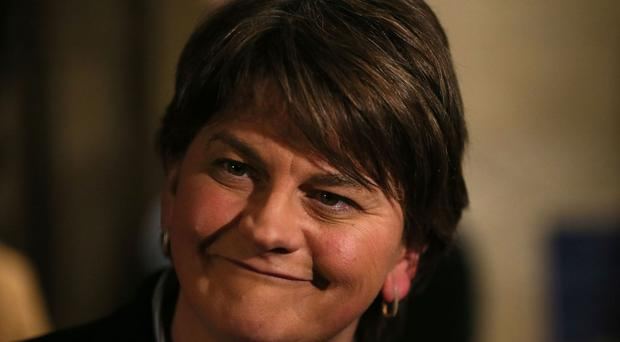 Arlene Foster said the new body would be a