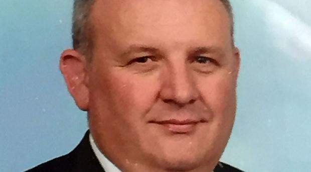 Prison officer Adrian Ismay died after being injured in a bomb attack in Belfast (Department of Justice/PA)