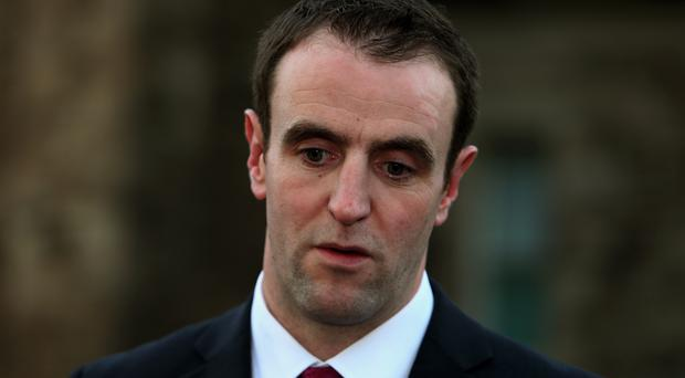 Mark H Durkan tabled planning regulations to improve protection of churches
