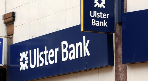 Ulster Bank owner Royal Bank of Scotland has taken control of its dividend payments
