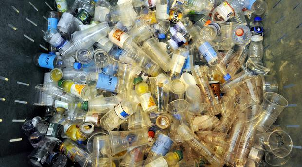 More than 8,000 plastic bottles were collected on UK beaches, the report on the Great British Beach Clean revealed