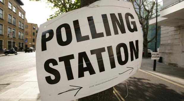 The Northern Ireland Assembly polls open on May 5