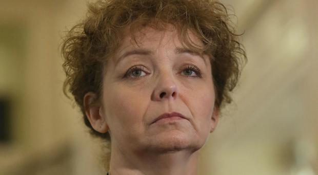 Caral Ni Chuilin vowed to act over the report's criticisms