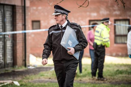 Actor: Dunbar in Line of Duty