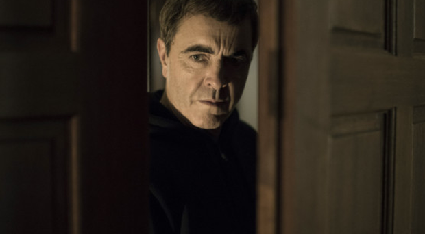 Actor James Nesbitt in a scene from The Secret