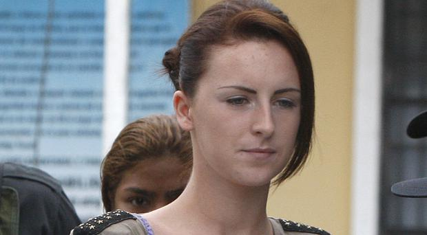 Michaella McCollum has been released (AP)