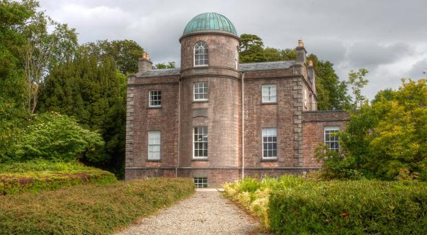 Armagh Observatory. Photo by Barry McQueen