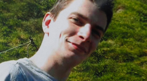 Shane Mullan was described as being a 'perfect friend'