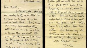 The Titanic note by Dr John Simpson