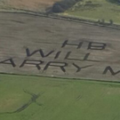 The message in the field