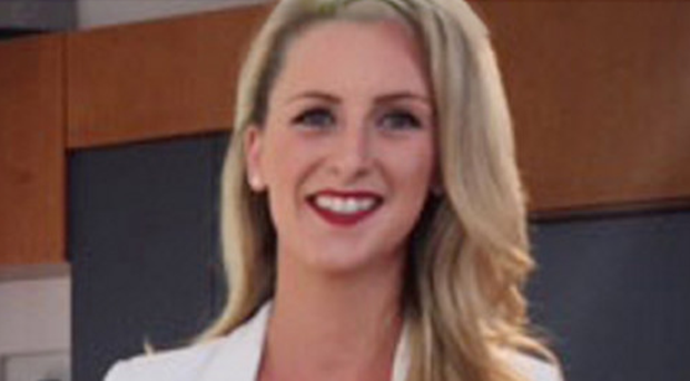 Michaella McCollum is living with an archbishop and his wife