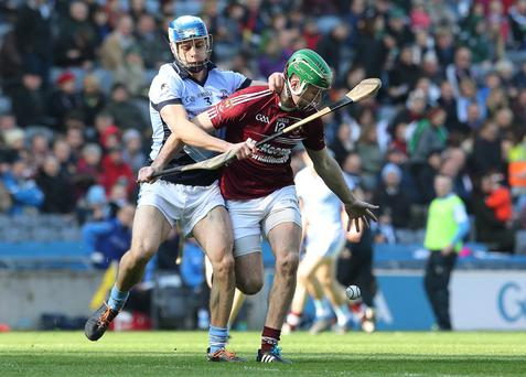 Cushendall are beaten in the All-Ireland club hurling final by Na Piarsaigh