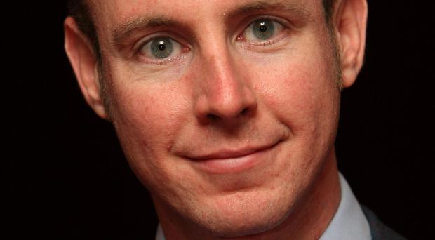 Outspoken Conservative Euro-sceptic Daniel Hannan was the event's sole speaker, and told those in attendance how British financial companies