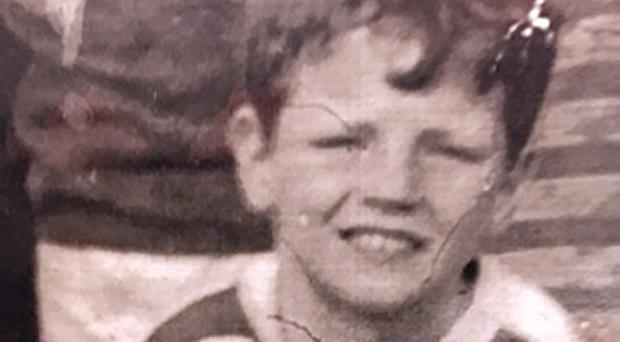 Francis Rowntree died aged 11 in 1972 after a rubber bullet hit him in Belfast's Divis Flats complex