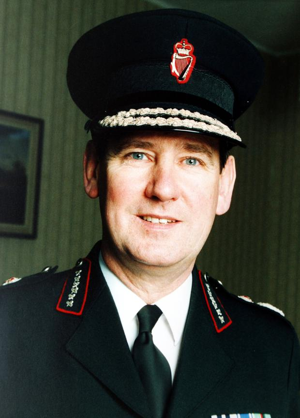 Sir Hugh Annesley, head of the RUC between 1989 and 1996, did not keep journals and has nothing in his notebooks about meetings to discuss the high-profile case, according to a police lawyer