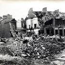 Belfast during the Blitz