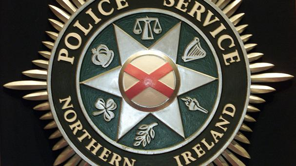 Police are investigating the armed robbery in Dunmurry