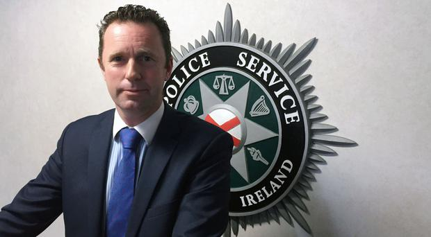 Detective Superintendent John McVea confirmed the suspect was arrested on suspicion of murder