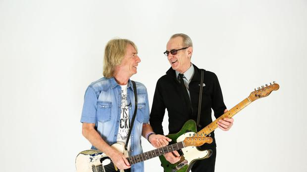 Status Quo have pledged to hang up their electric guitars after their next tour