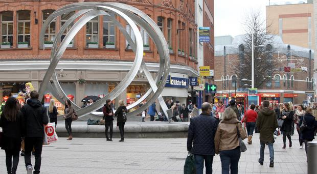 The conference revenue could be complemented by Belfast's thriving leisure tourism market