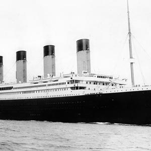 More than 1,500 people died when the Titanic sank