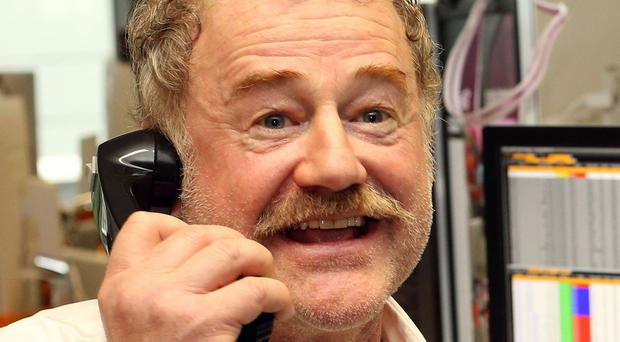 Owen Teale plays villain Ser Alliser Thorne in Game Of Thrones