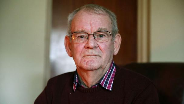 Alan Black is the sole survivor of the Kingsmill massacre