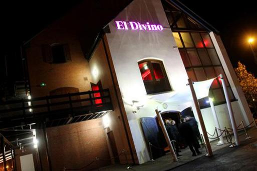 El Divino nightclub on May's Meadow