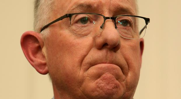 Foreign Affairs Minister Charlie Flanagan warned the Irish border was