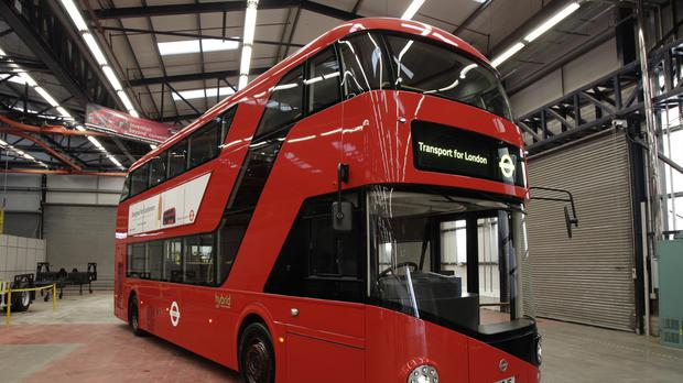 The firm makes the London Routemaster