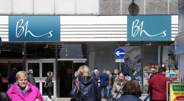 BHS has four stores in Northern Ireland, including an outlet in the heart of Belfast city centre